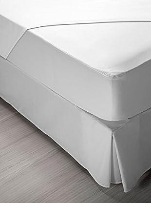 Pikolin Home Protector Colchón Punto Impermeable Y Transpirable (Blanco)