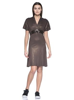 Vestido Romia (Marrón)