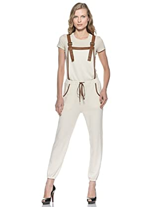 Stefanel Overall (Creme)
