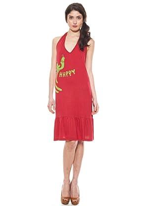 La Casita de Wendy vestido (Rojo)
