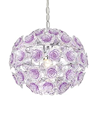 Contemporary Living Pendelleuchte Rose flieder