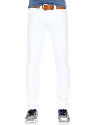 Pepe Jeans London Vaquero Cane (Blanco)