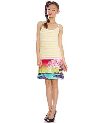 Custo Vestido Tiber (Amarillo)