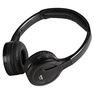 Boss Audio HP34C Wireless Headphones