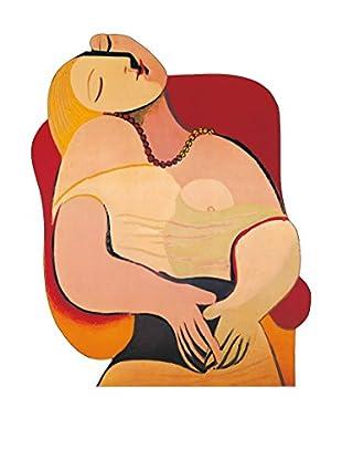 ArtopWeb Panel de Madera Picasso The Dream