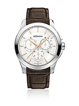 Rodania Swiss Reloj de cuarzo Man Nolan 43 mm