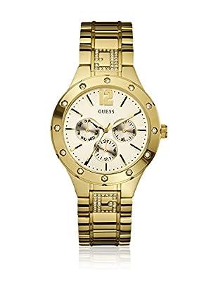 Guess Reloj de cuarzo Woman Oro 39 mm