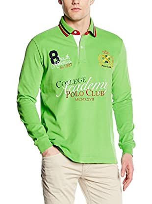 POLO CLUB CAPTAIN HORSE ACADEM Poloshirt College Academy