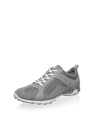 Geox Women's Freccia Sneaker (Grey)