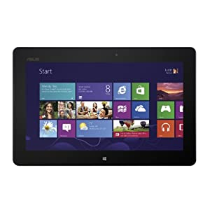 ASUS VivoTab RT TF600T-B1-GR 10.1-Inch 32 GB Tablet (Gray)