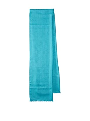 Gucci Women's Solid Scarf, Bright Aqua
