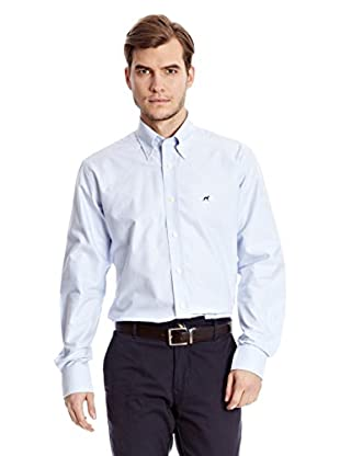 Sacoor Brothers Camisa Hombre Lagerstroemia