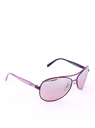 Ray Ban Sonnenbrille Junior 9527S violett