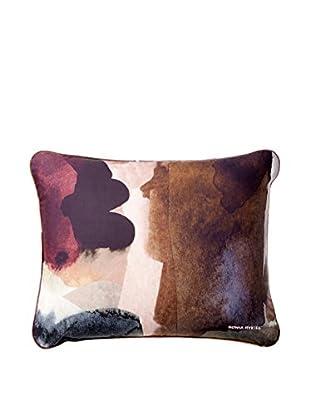 Sonia Rykiel Maison Eclat Decorative Pillow, Paon