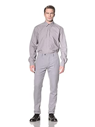 Ann Demeulemeester Men's Cuffed Trousers