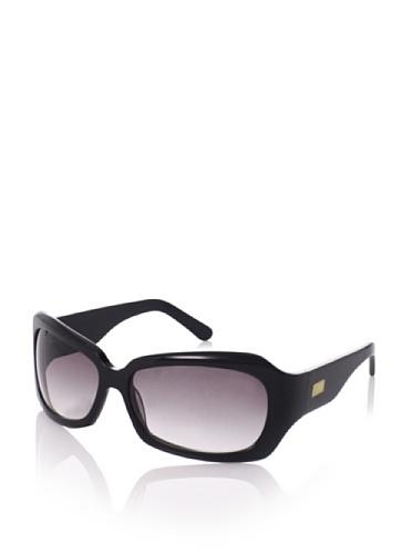 GÖTZ Switzerland Women's 09-18625 Sunglasses, Black/Smokey Purple