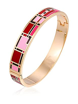 ROSE SALOME JEWELS Brazalete J002 acero bañado en oro 18 ct