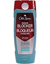 Old Spice Body Wash Odour Blocker Deo Sport Scent, 16 Ounce, (Pack Of 6)