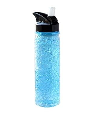 AdNArt Perma-Frost Water Bottle (Blue)