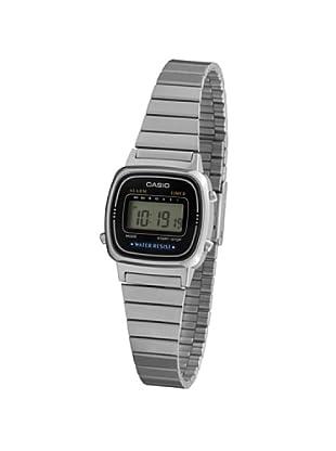 Casio LA670W - Reloj Señora Negro/Plata