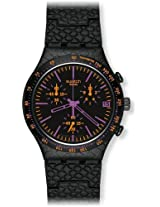 Swatch Chronograph Multi-Color Dial Men's Watch - YCB4015AG
