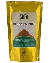 Sara Henna Powder, 100 gm