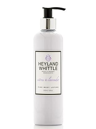 Heyland&Whittle Crema Cuerpo Cítrico y Lavanda 300 ml