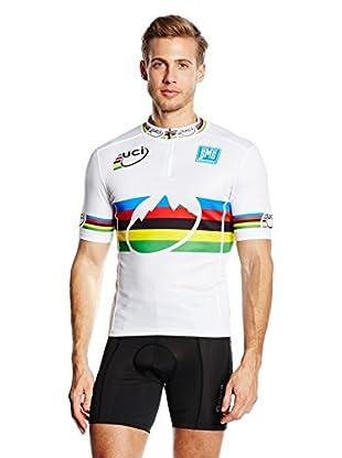 Santini Fahrradshirt Aa Mondo Mtb