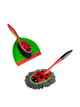 VIGAR Set Handy Ladybug Verde