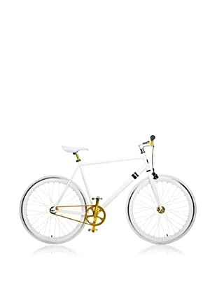 Solé Bicycle Company Fixed Gear Single Speed Bicycle (White/White)