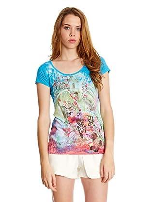 SideCar Camiseta Manga Corta Amparo