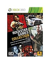 Take-Two Genuine Rockstar Games Collection X360
