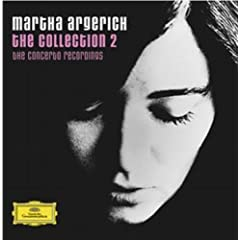 �ޥ륿�����륲��å����ն�Ͽ������Martha Argerich the Collection 2 the Concertos Recordings(7����)