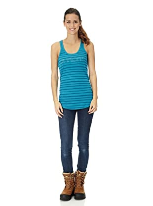 Burton Top Hr Scribl Rb (azul)