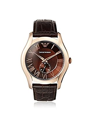 Emporio Armani Men's AR1705 Brown/Brown Leather Watch