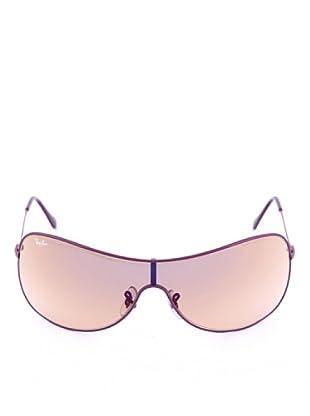 Ray-Ban Sonnenbrille Metallic RB 3211, 076/4H violett