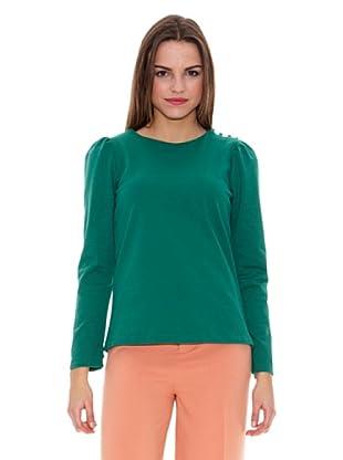 Pepa Loves Camiseta Clotilde (Verde)