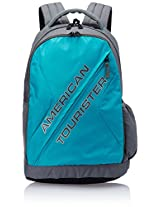 American Tourister Turquoise Casual Backpack (30W (0) 64 005)