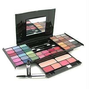 Cameleon Makeup Kit G2327 ( 2X Powder 36X Eyeshadows 4X Blusher 1Xmascara 1Xeye Pencil 8X Lip Gloss 4X Applicators )