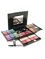 Cameleon Makeup Kit G2327 ( 2X Powder 36X Eyeshadows 4X Blusher 1Xmascara 1Xeye Pencil 8X Lip Gloss 4X Applicators )