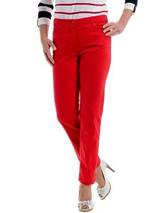 Frank Walder Pantalone Brenda Normale (Rosso)