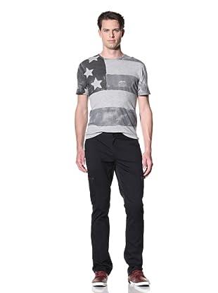 John Varvatos Star USA Men's Zip Cargo Pant