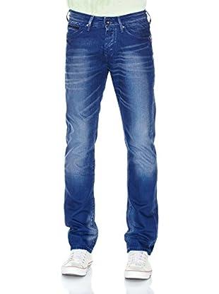 Pepe Jeans London Vaquero Coax (Azul Medio)