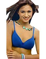 Daisy Dee Bra, College Style - Misty 36B - (Pack of 3) - Colour: Rani Pink, Turquoise Blue, Maroon