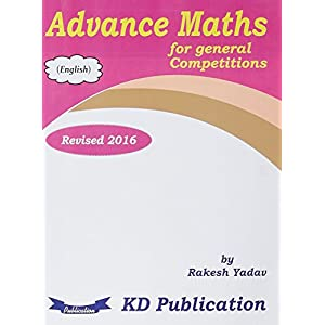 Advance maths for General Competitions