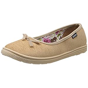 Gliders (from Liberty) Women's Brown Ballet Flats - 5 UK
