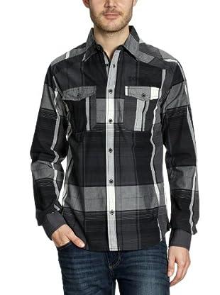 JACK & JONES Camisa Hunk (Negro)