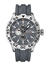 Nautica Chronograph Grey Dial Men's Watch - A15609G