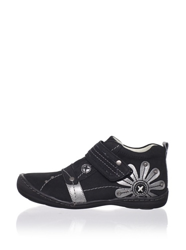 umi Eirland Boot (Toddler/Little Kid) (Black)