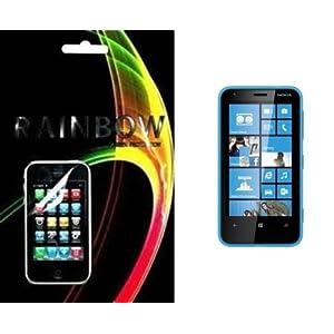 Rainbow Screen Guard - Nokia Lumia 620
